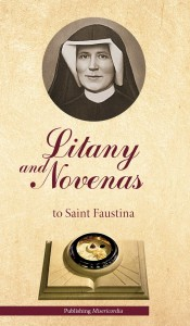 (EN) Litany and Novenas to Saint Faustina