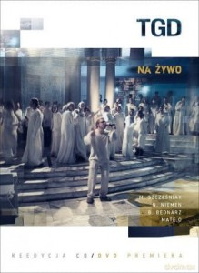 CD TGD na żywo DVD/5