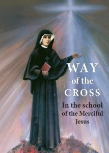 Way of the Cross. In the school of the Merciful...